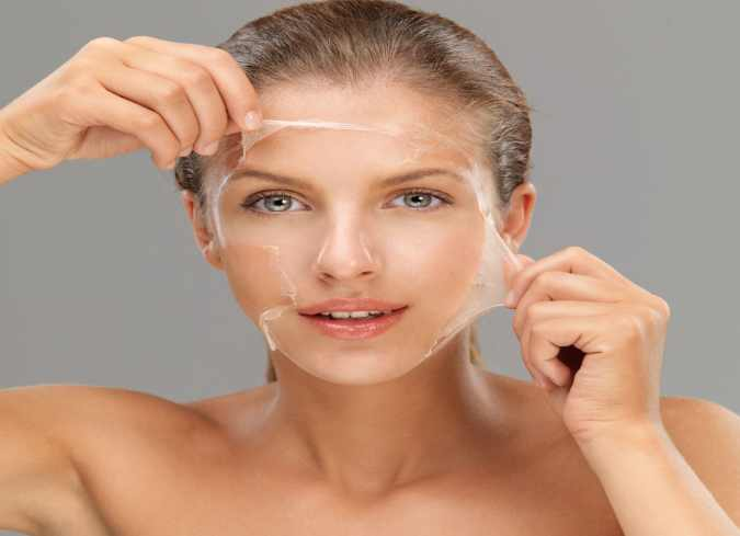 Chemical Peels Treatment in Delhi