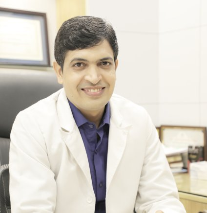 Dr. Parmil Kumar Sharma - Specialisation in Dermatology, Venereology and Trichology